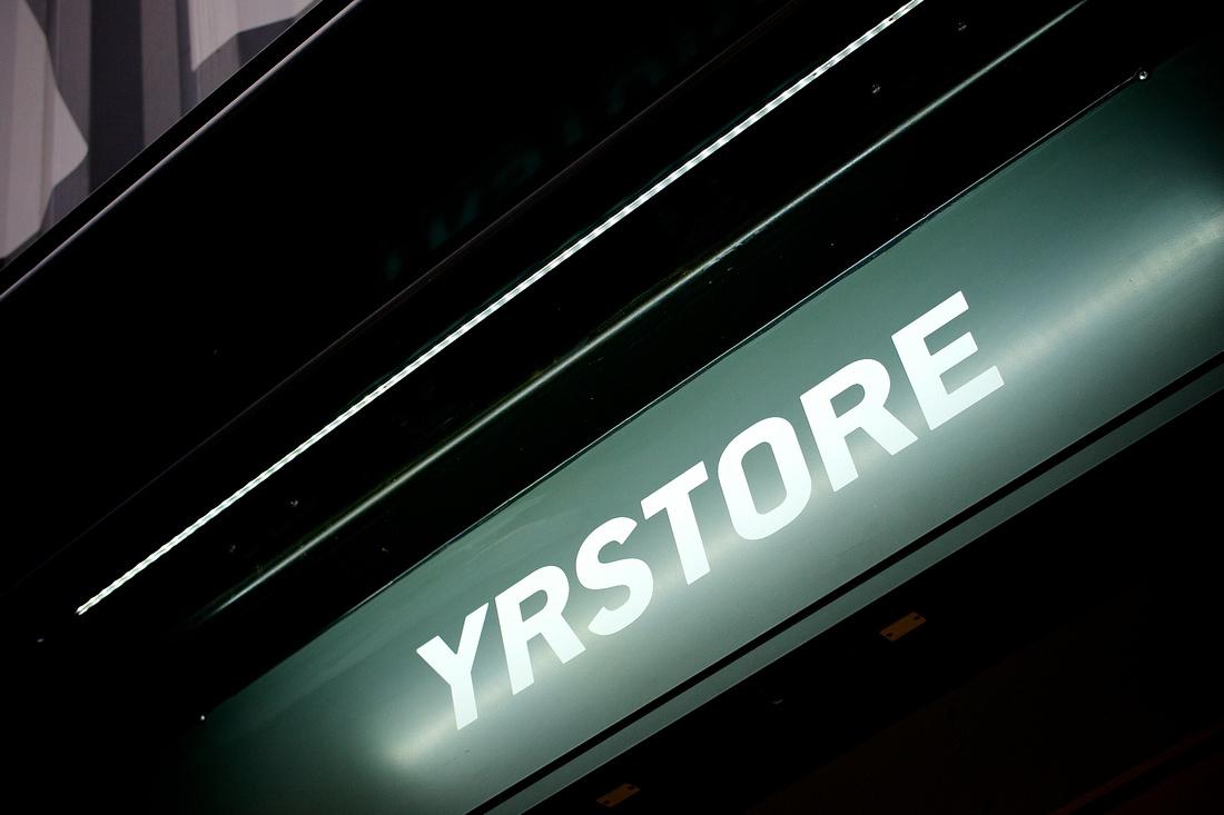 YrStore Launch Night, Shoreditch.