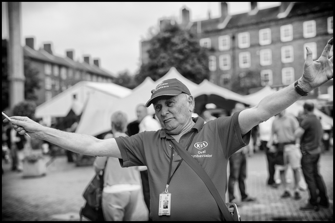 satureyes photography at The Kia Oval with Keith Prowse.