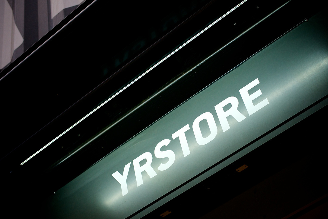 YrStore Launch Night, Shoreditch.