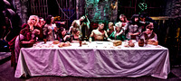 london dungeon the last supper
